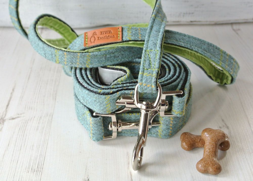 Snelston Tweed Dog Leads